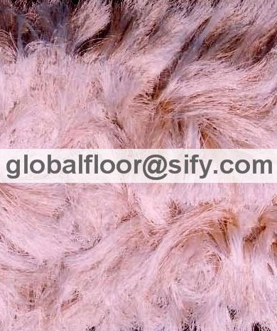Fine Polyester shaggy rugs